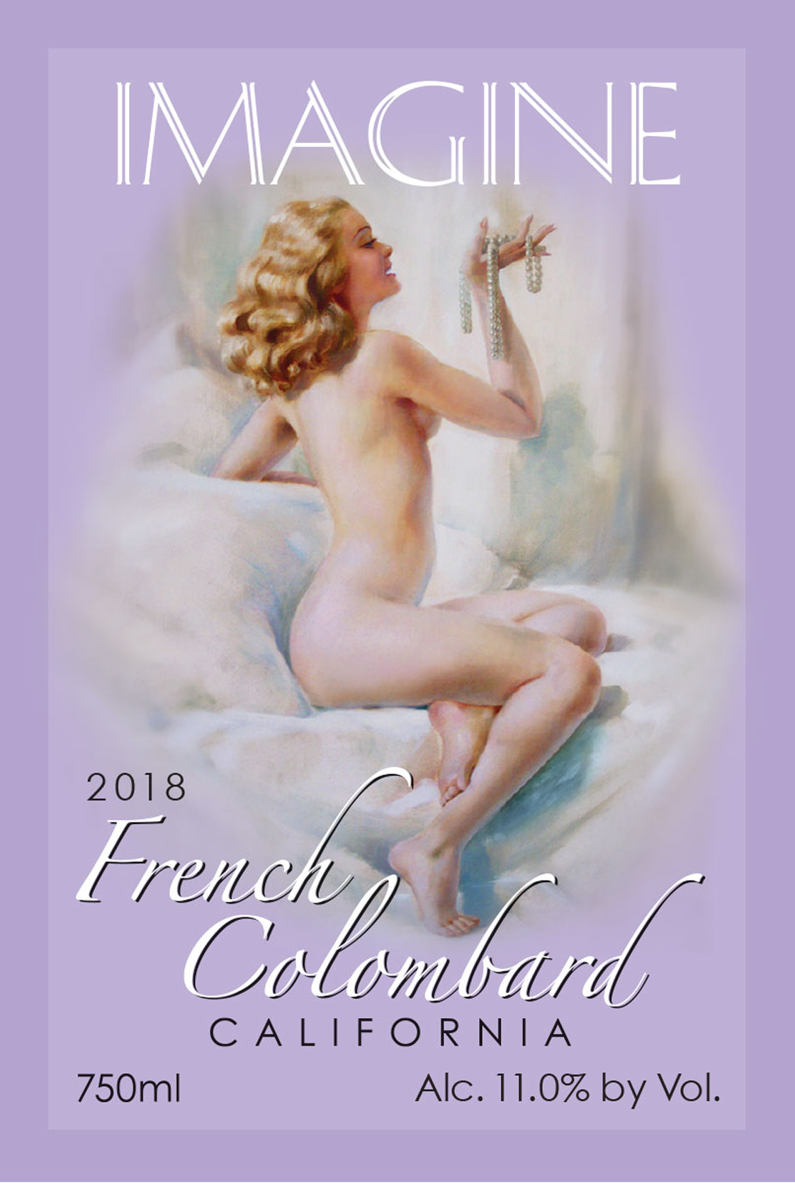 2018 French Columbard